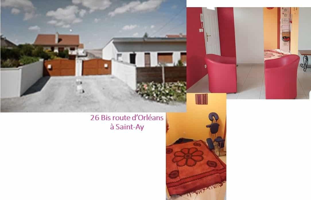 rendez vous 26 bis route d'Orléans à Saint-Ay