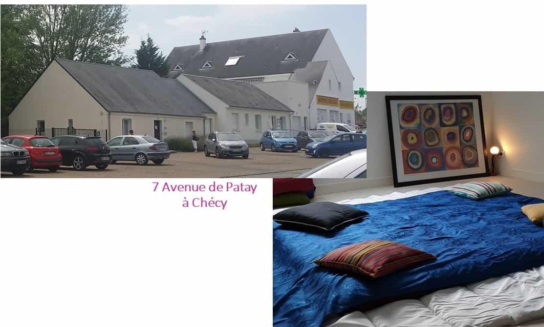 rendez vous 7 avenue de Patay à Chécy